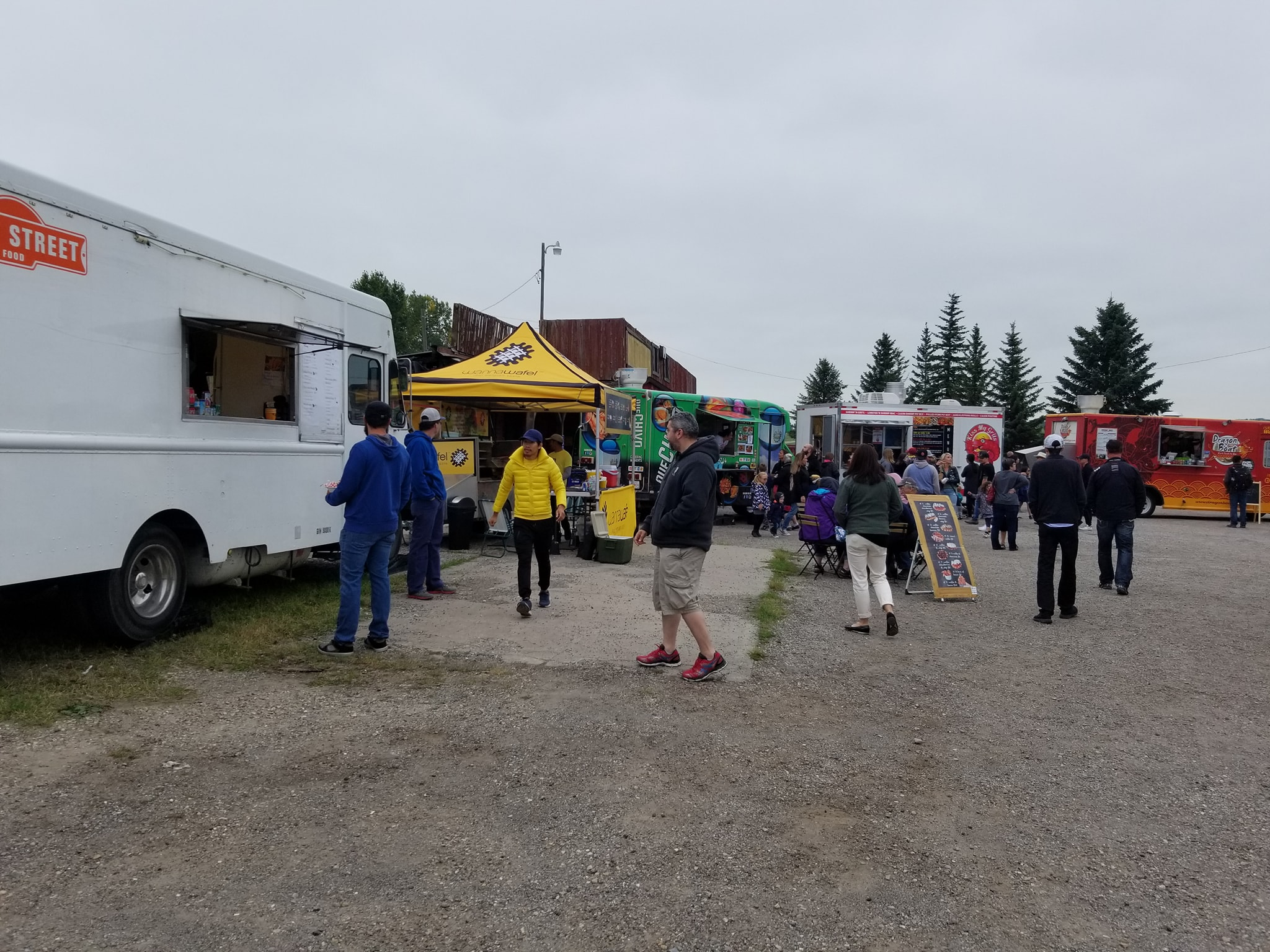 SVR Market Store Food Truck Frenzy - Fri Aug 9